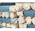 Сетка рабица оцинкованная - Металлы, металлопрокат в Алупке