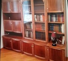 """Румынский стенка """"Феликс"""", в хорошем состоянии, бук - Мебель для гостиной в Крыму"""