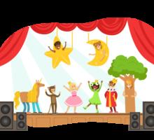 «Английский через театр» - Детские развивающие центры в Ялте