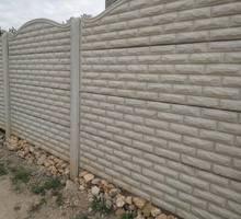 Еврозабор Фагот глухой ИП Судак - Заборы, ворота в Симферополе