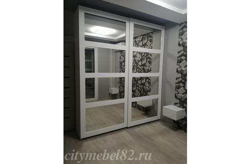 Шкафы купе на заказ в Севастополе и по всему Крыму - Мебель на заказ в Севастополе