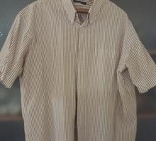 Мужские рубахи с коротким рукавом - Мужская одежда в Крыму