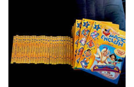 Английский для начинающих Magic English на 50 DVD, фото — «Реклама Севастополя»