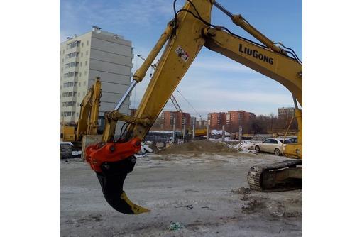 Рыхлитель на экскаватор массой от 10-18 тонн, фото — «Реклама Севастополя»
