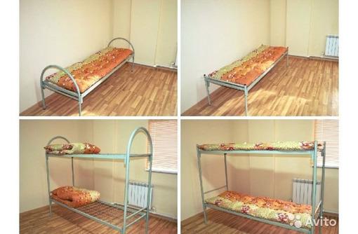 Кровати для строителей, общежитий, гостиниц, больниц от производителя - Мебель для спальни в Красноперекопске