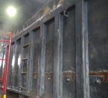 Металлоконструкции самосвальных кузовов Ремонт и наращивание бортов  кузовов. - Металлические конструкции в Севастополе