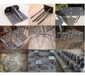 Металлоконструкции: закладные детали, армированные каркасы, крепления для башенного крана - Металлические конструкции в Севастополе