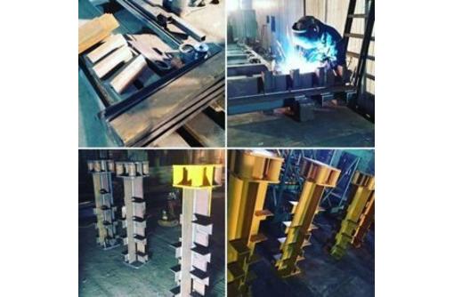 Нестандартные металлоконструкции: мангалы, молне приемники,арки, закладные, крепления кранов и т.д. - Металлические конструкции в Севастополе