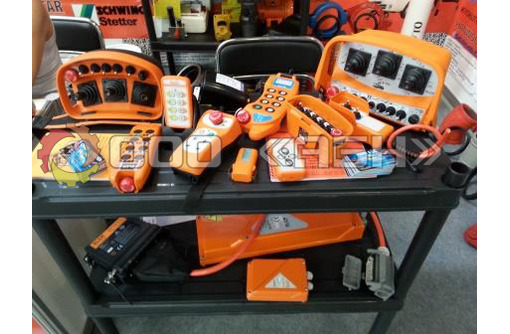 Радиоуправление Elca для строительной и спецтехники - Для грузовых авто в Севастополе