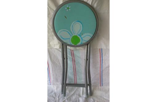 Продам стул складной и напольная   сушилка для белья складная., фото — «Реклама Севастополя»