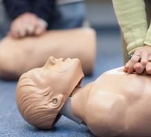 CPR & AED Training / Сердечно-легочная реанимация с применением АНД (RU/EN) - Обучение для моряков в Севастополе