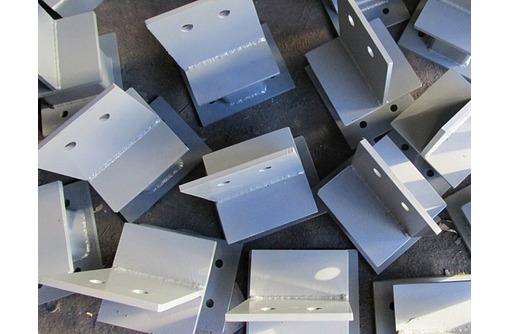 Металлоконструкции: закладные детали,армокаркасы нестандартные конструкции Гиб 10мм , рубка 25 мм - Металлические конструкции в Севастополе