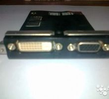 Видеокарта для ноута AMD HD2400XT/ DX-10 - Комплектующие и запчасти в Крыму