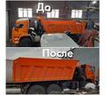 Металлоконструкции и ремонт и наращивание бортов самосвальных кузовов - Строительные работы в Крыму
