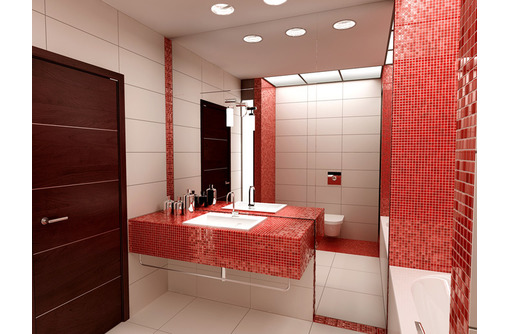 Плиточник, укладка плитки, ванная под ключ, фото — «Реклама Севастополя»