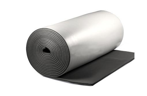 Теплоизоляция для поверхностей Рулоны ECO black IN CLAD Grey - Изоляционные материалы в Севастополе