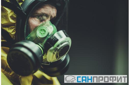 Дезинфекция в условиях коронавирусной инфекции очаговая по предписанию Роспотребнадзора, фото — «Реклама Севастополя»