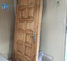 Продажа  б/у дверного блока с замком - Двери входные в Судаке