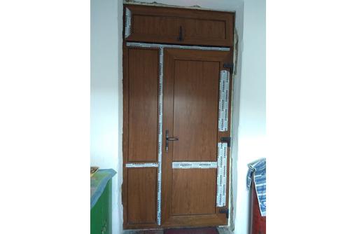 Двери пвх белые, двери пвх под дерево - Входные двери в Красноперекопске