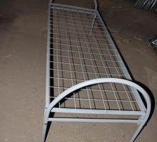 Металлические кровати эконом-класса. - Мебель для спальни в Джанкое