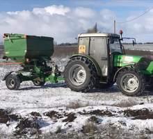 Внесение минеральных удобрений - Сельхоз услуги в Симферополе