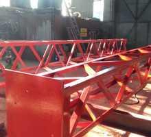 Изготовление и монтаж металлических вышек, мачт и элементы для монтажа антенн и молниеотводов - Металлические конструкции в Севастополе