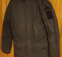 Военная зимняя куртка - Мужская одежда в Севастополе