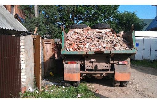 Вывоз мусора.Вывоз строительного и Бытового Мусора Газель ЗИЛ КАМАЗ - Вывоз мусора в Севастополе