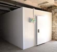 Строительство Холодильных Морозильных Камер Хранения Мяса Рыбы Продуктов - Продажа в Евпатории