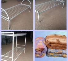 Металлические армейские кровати - Мебель для спальни в Евпатории