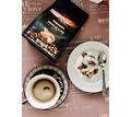 Огромный выбор ароматного кофе и вкусного чая от крымского производителя Манжелания.Оптовые поставки - Продукты питания в Крыму