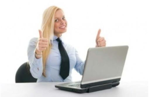 Менеджер-консультант, фото — «Реклама Алупки»
