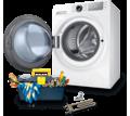 Ремонт стиральных машин в Алупке – отличное качество, низкие цены! - Ремонт техники в Алупке