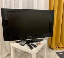 Тв Самсунг, в комплекте со Смарт приставкой - Телевизоры в Севастополе