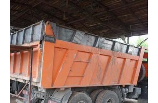 Ремонт металлоконструкции самосвальных кузовов и самосвальных прицепов и полуприцепов - Строительные работы в Севастополе