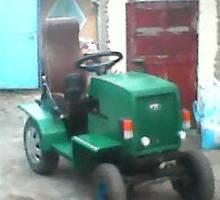 продам  недорого мини-трактор - Сельхоз техника в Джанкое