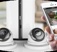 Монтаж систем видеонаблюдения с удаленным доступом - Охрана, безопасность в Севастополе