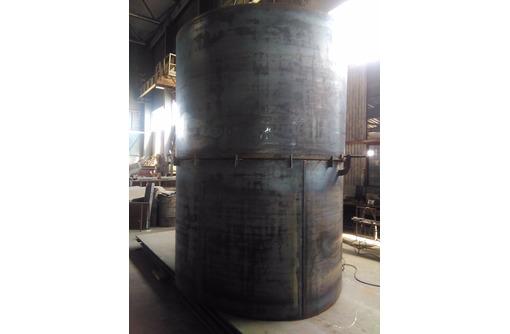 Изготавливаем силоса бункеры для сыпучих материалов вместимостью от 10 до 135 тонн. - Услуги в Севастополе