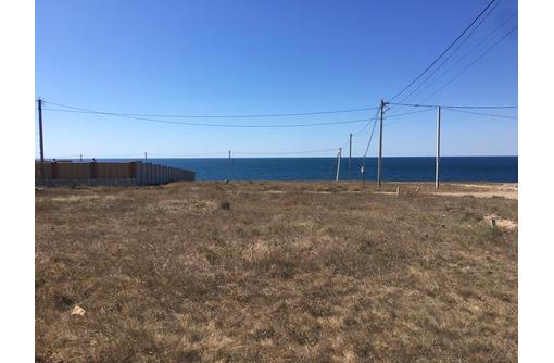 Продается участок с шикарным видом на море в с. Межводное - Участки в Черноморском