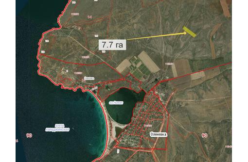 Продается выгодно участок сельхозназначения в Черноморском районе - Участки в Черноморском