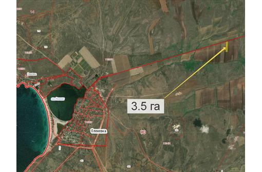 Продается участок сельхозназначения в Черноморском районе - Участки в Черноморском