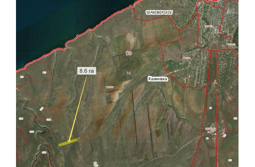 Продаются 2 смежных участка - Участки в Черноморском