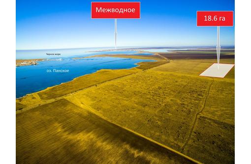 Продается участок земельный сельхозназначения  в Новосельском - Участки в Черноморском