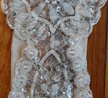 Свадебный браслет из бисера - Аксессуары в Крыму