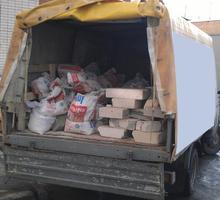 Вывоз строительного мусора, хлама, грунта. Любые объёмы!!! - Вывоз мусора в Крыму