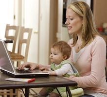 Подработка для женщин (удалённо) - Работа на дому в Партените
