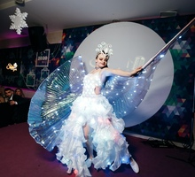 Световое, пиксельное шоу на Новый год - Свадьбы, торжества в Евпатории