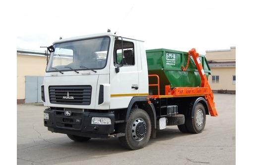 Вывоз строительных и крупногабаритных отходов. Предоставляем в аренду контейнеры. Заключаем договоры - Вывоз мусора в Севастополе