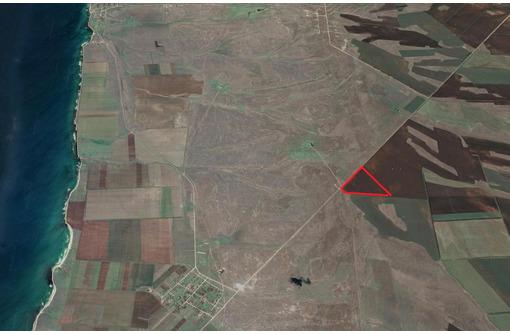 Участок 2,7 га на территории Новосельского сельского совета недалеко от села Громово - Участки в Черноморском