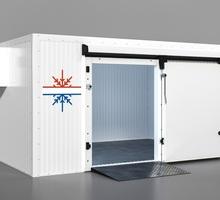 Промышленные Холодильные Камеры из Сэндвич-Панелей PPU\PIR - Продажа в Севастополе